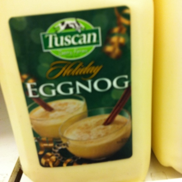 Eggnog @ The Foodspotting Holiday Spotathon