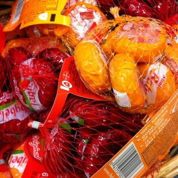 Babybel @ The Foodspotting Holiday Spotathon