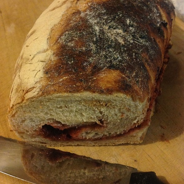 Fetta And Beetroot Bread @ Embreaded