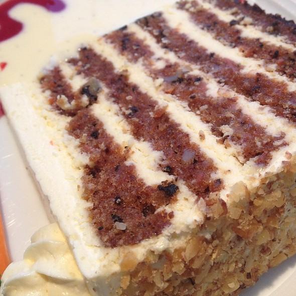 Carrot Cake @ Ninety-Nine @ Ranch Market Pesanggrahan