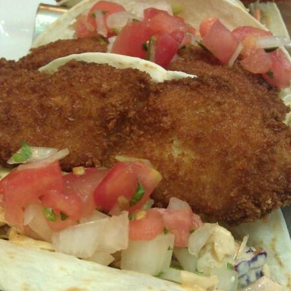 fish tacos @ I Love Tacos