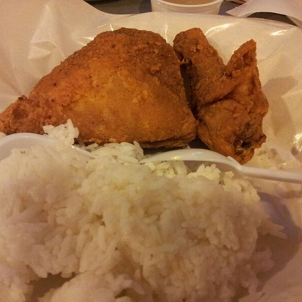 Fearless Fried Chicken @ Army Navy Burger + Burrito
