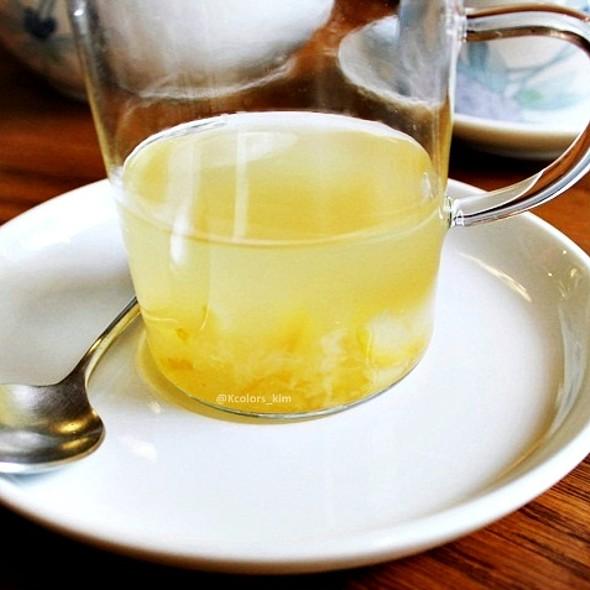 Honey Lemon Tea @ Seoul Kwan