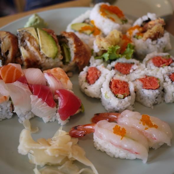 Sushi @ Sushi Tomi Restaurant
