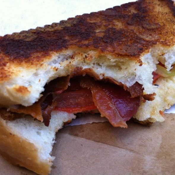 Bacon Melt @ Melt Honolulu Truck