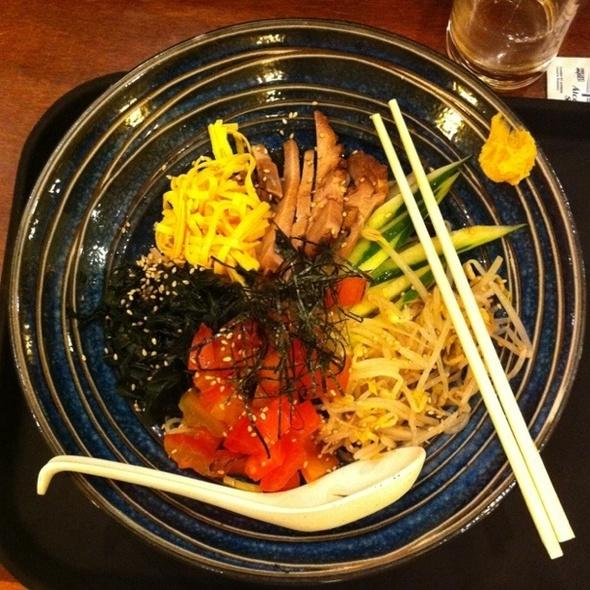 Hiyashi Tyuka @ Lamen Kazu