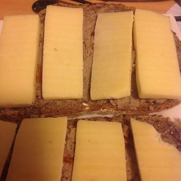Cheese and Pate @ blowfish kitchen
