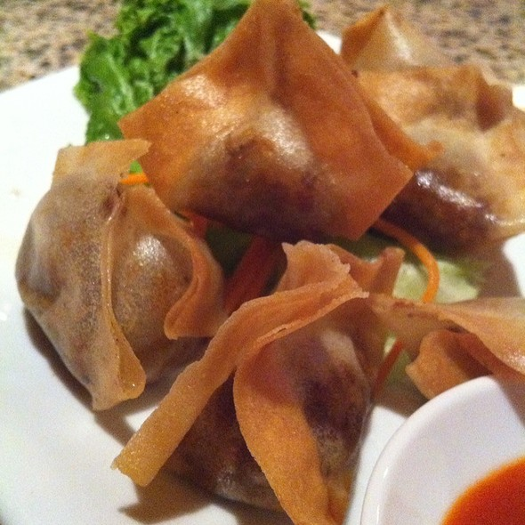 Fried Bang Bang Lamb Wantons - Com Dunwoody, Atlanta, GA