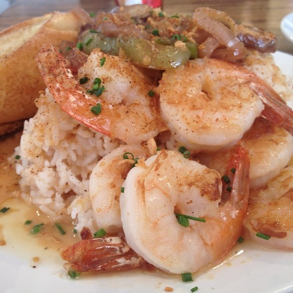 Garlic Shrimp @ Slapfish Restaurant