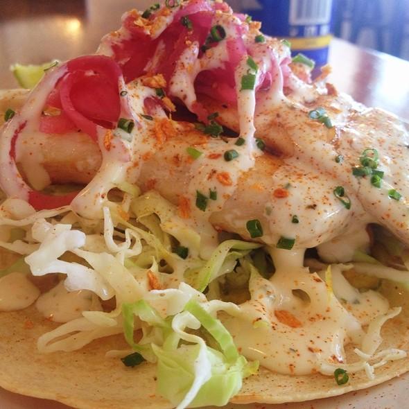 Fish Taco @ Slapfish Restaurant