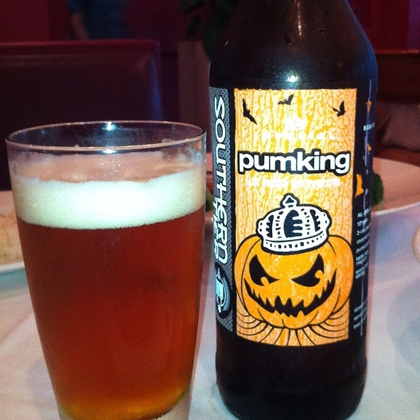 Pumpking Pumpkin Ale