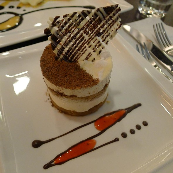 Tiramisu @ Maitre Chocolatier
