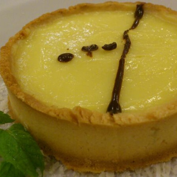 Torta Di Limone @ Cibo