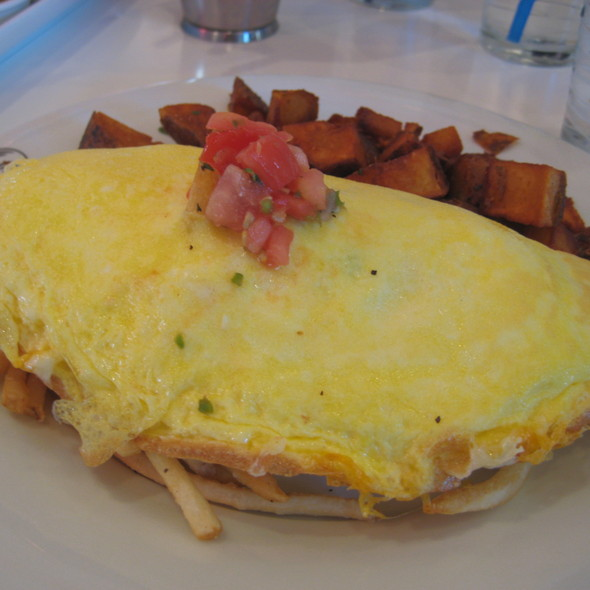 The Hangover Omelet @ Serendipity 3