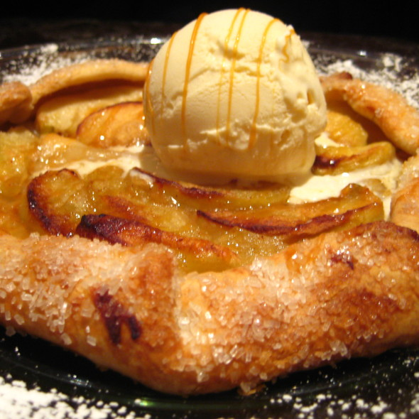 Apple Pie @ Grand Lux Cafe