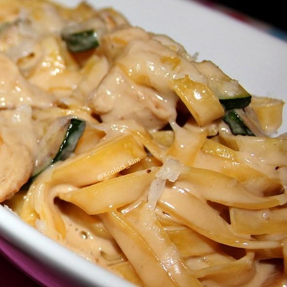 Pasta With Chicken  @ First Flush TeaRoom