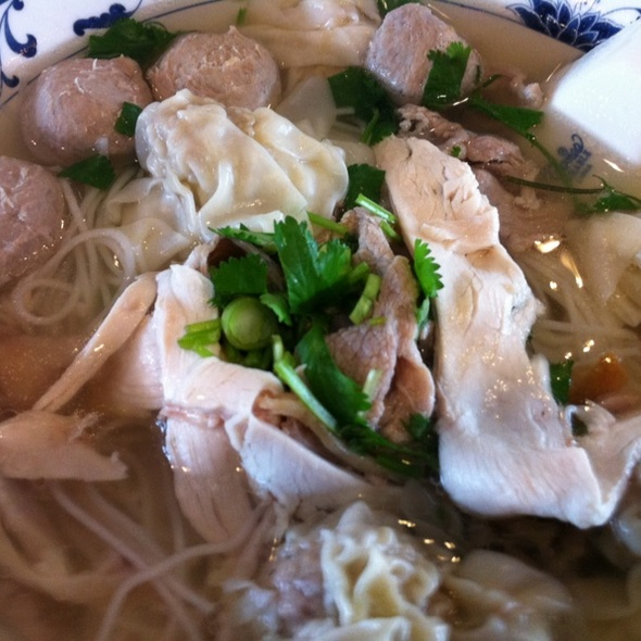 Vermecelli @ Luu New Tung Kee Noodle