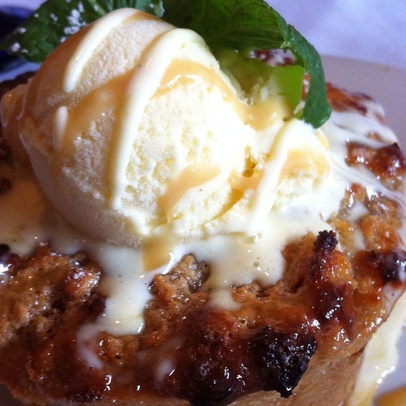 Bread Pudding @ Goldfish