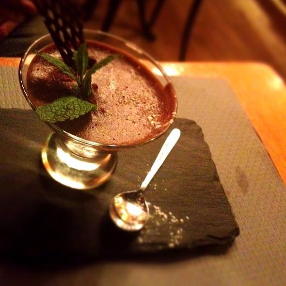 Toblerone Mousse @ Demi Lune