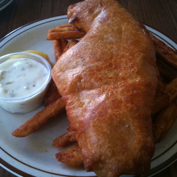 Fish and Chips @ Prince of Wales