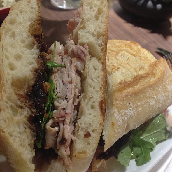 Porchetta Sandwich @ Split Bread