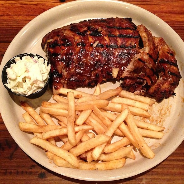 Baby Back Ribs @ Miller's Ale House