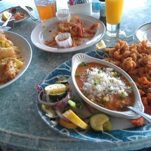 Crawfish Etouffee - Fishtales Restaurant & Nightclub, Fort Lauderdale, FL