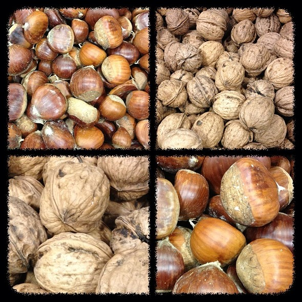 Castagne E Noci (Chestnuts And Walnuts)