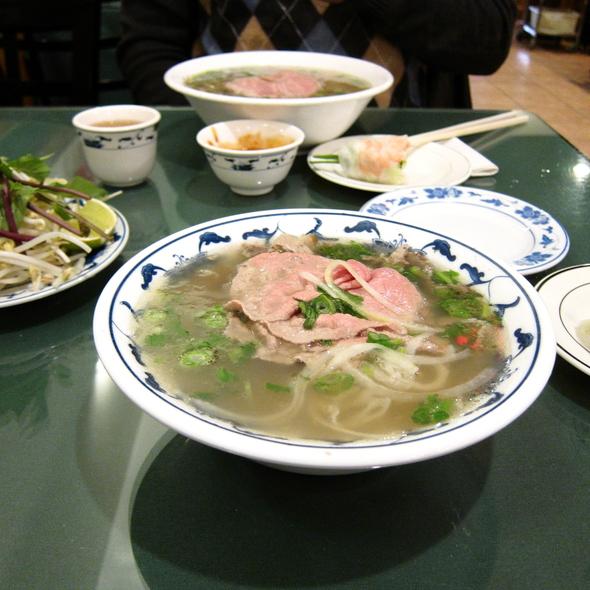 Pho Tai Chin Nam @ Nha Trang Place