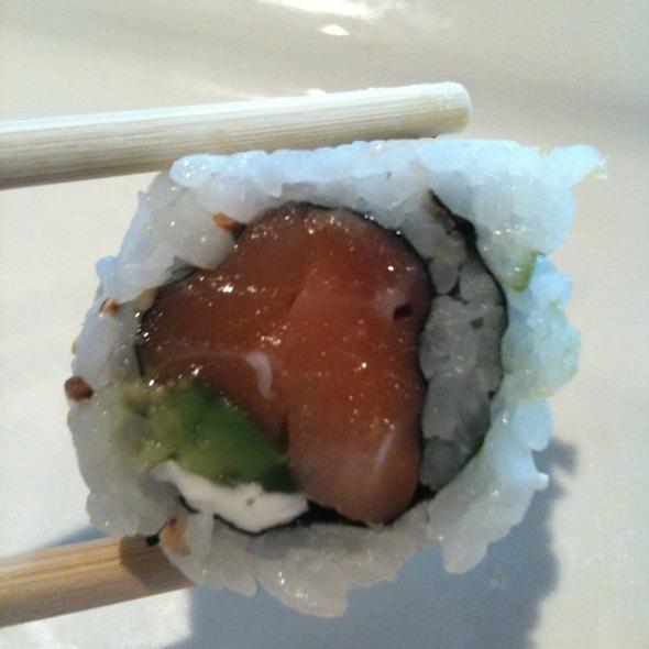 New York Roll @ Seito Sushi Japanese Restaurant