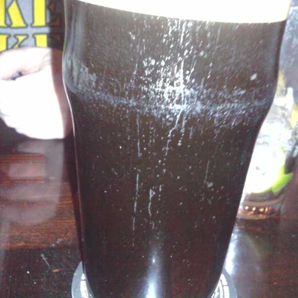 Sled Dog Imperial Stout @ Big Dog's Draft House