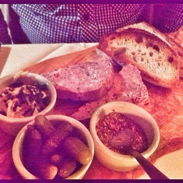 Country Style Pâté - La Mangeoire, New York, NY