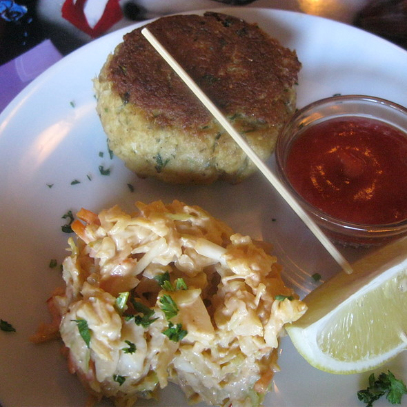 Maryland Style Crab Cake - Bosley on Brady, Milwaukee, WI