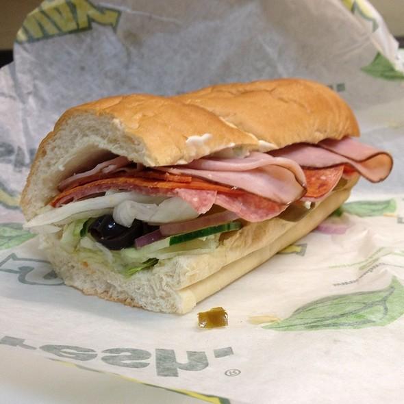 Italian B.M.T. @ Subway
