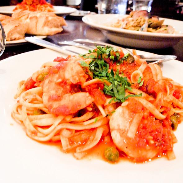 Linguini Puttanesca @ Zeffirelli's