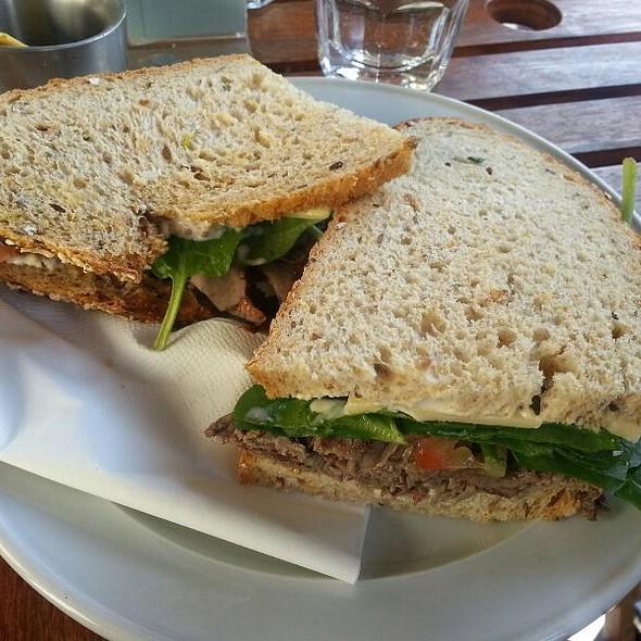 Wagyu Beef Sandwich @ Blue Olive Cafe