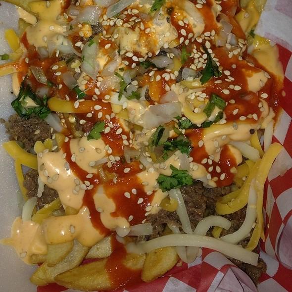 Kimchi Fries @ Chilantro Korean BBQ