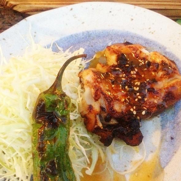 Miso Butterfish - Monstera Noodles & Sushi, Kohala Coast, HI
