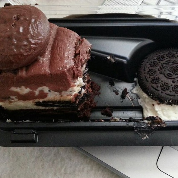 Oreo Cheesecake @ Cheesecake Factory