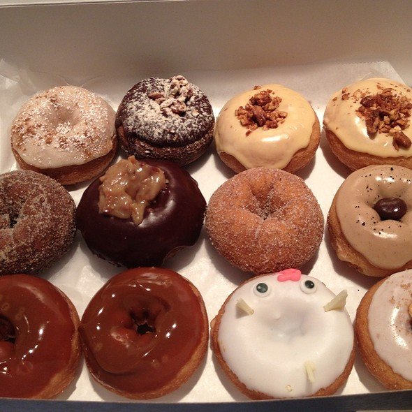 Donuts @ Dixie Donuts