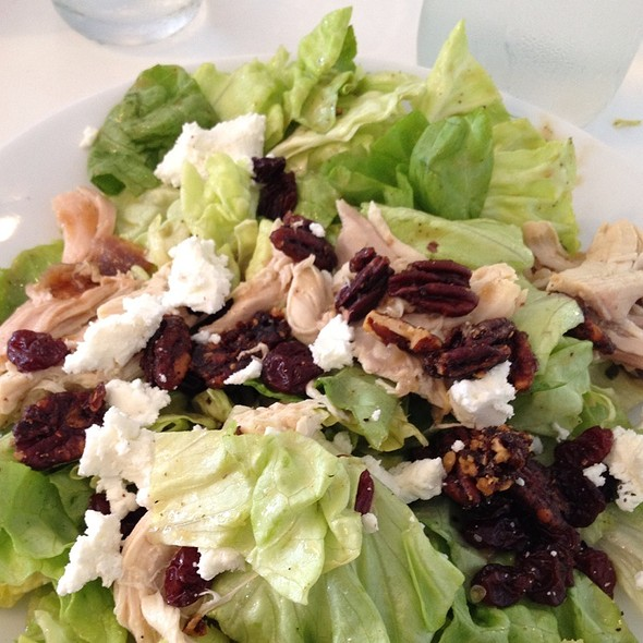 Roasted Chicken Salad @ Simplethings Sandwich & Pie Shop