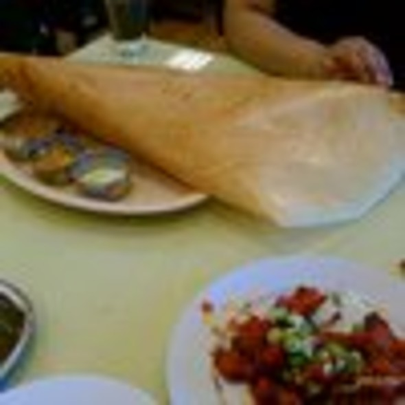 Indian @ Dosa Place