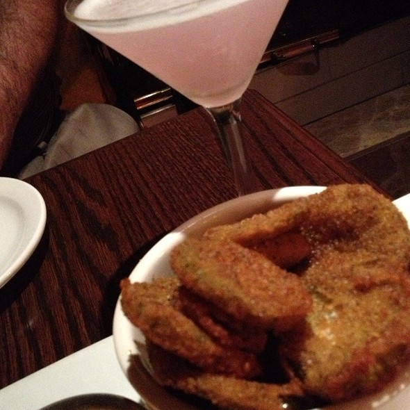 Deep Fried Pickles @ Neely's Barbecue Parlor