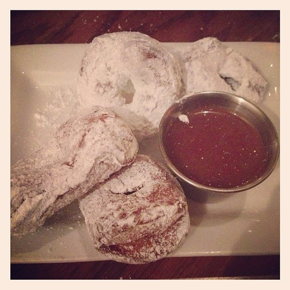 French Quarter Beignets @ The Bitter Bar