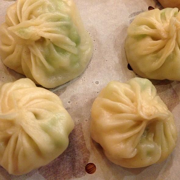 Steamed Chicken Dumpling @ Din Tai Fung Dumpling House