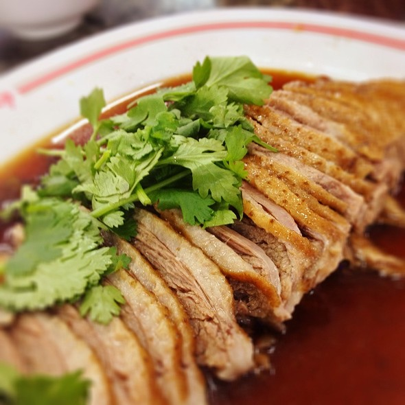 ห่านพะโล้ | Goose Stewed In Gravy @ ฉั่ว คิม เฮง