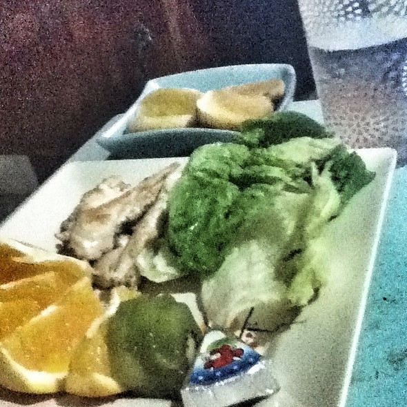 Sick Girl's Dinner @ Casa Castillo