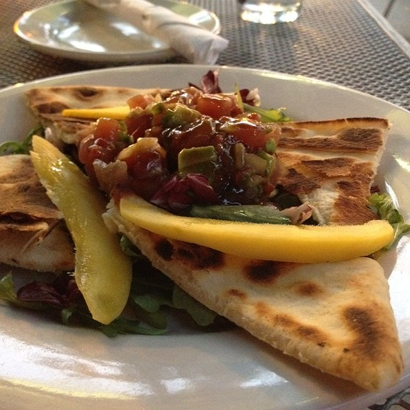 Tuna Tartare - James Hoban's Irish Restaurant, Washington, DC