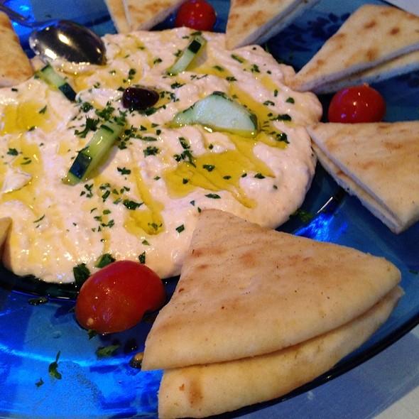 Taramasalata - Santorini Greek Kitchen, Indianapolis, IN