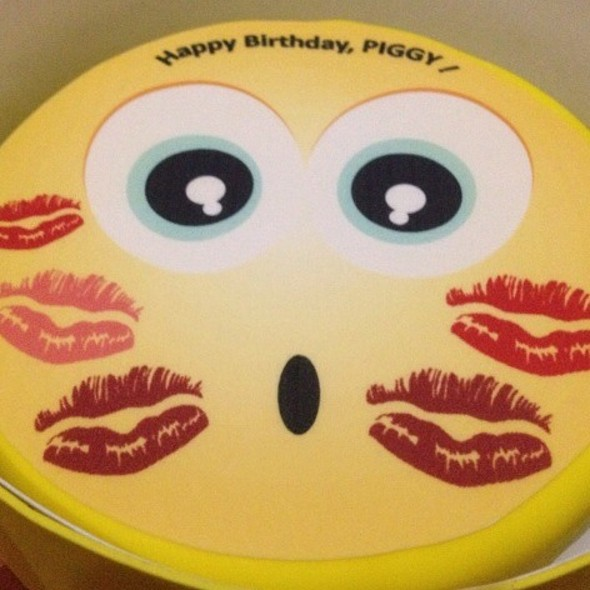 Emoti Cake